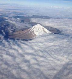Volcán Chimborazo, Ecuador