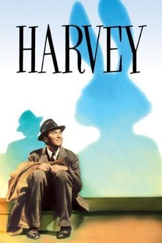 "Harvey (1950). A classic in my book of film.  A benevolent Puca (Pooks) in the guise of a 6'8"" rabbit accompanies a mild mannered Jimmy Stewart about town. This a great film using Irish mythology in good fun. theCapn says check it if you han't already!"