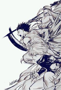 Tweet nội dung bởi 🌊허니딥슬립🌊 (@HDSzzZ) / Twitter Hunter X Hunter, Hunter Anime, Killua, Girls Anime, Anime Guys, Fanarts Anime, Manga Anime, Hxh Characters, Illustration Art Drawing