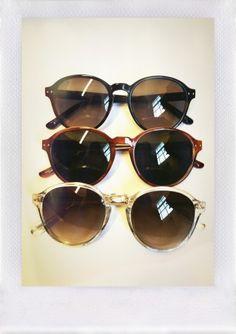 Enter the world of luxury eyewear Linda Farrow Sunglasses, Optician, Eyewear, Key, Luxury, My Style, Classic, Fashion Design, Accessories