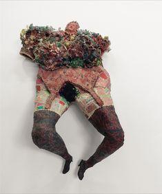 """Niki de Saint Phalle, """"Leto ou La Crucifixion"""" (""""Leto or the Crucifixion"""") (© Centre Pompidou, MNAM-CCI, Dist. Jean Tinguely, Henri Fantin Latour, Georges Braque, Louise Bourgeois, Sculpture Textile, Sculpture Art, Textile Art, T Art, Art For Art Sake"""