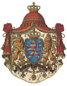 Wappen Grossherzogtum Hessen