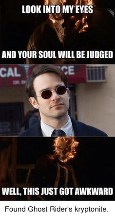 Image result for ghost rider meme