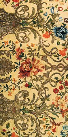 volteado en su lado vista de ingls c 1740 1745 mantua