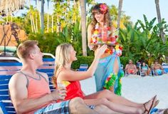Island Nights! Enjoy island music, entertainment and food three nights a week and play late every night this summer at Adventure Island, Busch Gardens' waterpark.