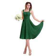 Sunvary New Arrival Spaghetti Strap Tea Length Chiffon Cocktail Party Dresses Bridesmadi Dresses with Pleats- US Size 10- Green Sunvary,http://www.amazon.com/dp/B00BQ74LRE/ref=cm_sw_r_pi_dp_eHezrbDDEA6A4DAD