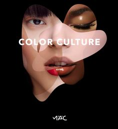 M.A.C MAC Cosmetic brand Rebrand by Carrie chang, via Behance