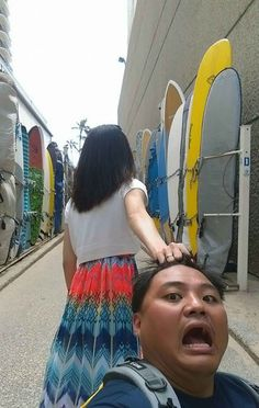 This Taiwanese Couple Have Their Own Hilarious Take on Travel Photography