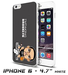 NBA Brooklyn Deron Williams Cartoon , Cool iPhone 6 - 4.7 Inch Smartphone Case Cover Collector iphone TPU Rubber Case White [By PhoneAholic] Phoneaholic http://www.amazon.com/dp/B00XWZ2648/ref=cm_sw_r_pi_dp_vGHxvb0ZTAWJ0