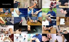 A versatile magnetic clip with 22 features | Penclip Type-B by Ron and Thea — Kickstarter