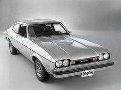 "1976–78 Capri S ""Le Cat Black"""
