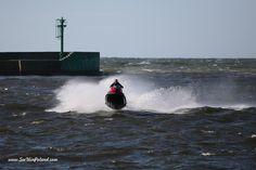 Skutery wodne w Ustce. #waterscooters #sport #summer #water #baltic #bałtyk #seaside #polska  #poland #visitpoland #discoverpoland #seeuinpoland