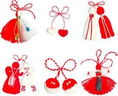 Топ 10 факта за мартениците и Баба Марта  Different kind of Martenichki Top 10 facts for them Baba Marta, Magic Day, Different Kinds, Happy Spring, My Heritage, My Heart, Projects To Try, Drop Earrings, Traditional