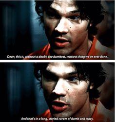 Sam Winchester Supernatual quotes
