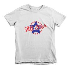 All Star Short sleeve kids t-shirt