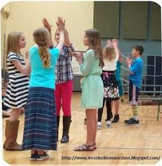 Hello Teachers,   Folk  dancing is fun for any grade level. This week my classes are learning so much through folk dancing. They are havin...