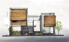 Imagen 27 de 28 de la galería de CASA R+P / ADI Arquitectura y Diseño Interior. Croquis
