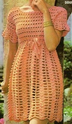 Crochet Tunic, Hand Crochet, Crochet Clothes, Crochet Lace, Booties Crochet, Crochet Wedding Dresses, Crochet Summer Dresses, Baby Dresses, Crochet Vintage