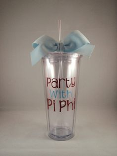Party with Pi Phi
