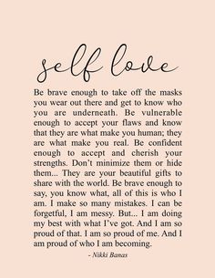 self love quote + self care quotes Soul Love Quotes, Love Quotes Poetry, Cute Love Quotes, Wisdom Quotes, True Quotes, Words Quotes, Quotes To Live By, Motivational Quotes, Inspirational Quotes
