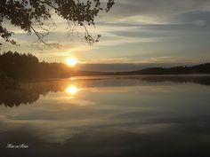KATSE VASEMPAAN PÄIN: LUONNOLLINEN LÄÄKEKAAPPI Nature Images, Nature Pictures, Finland, Hiking, Sunset, Landscape, Life, Outdoor, Walks