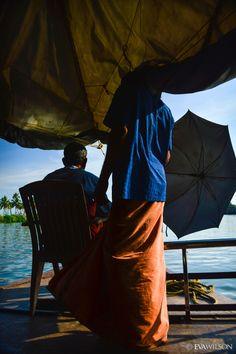 Houseboat, Aleppey, Kerala