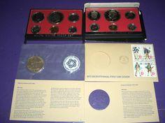 Coin Lot 2 Proof Sets 1976 1978 Bicentennial Coin