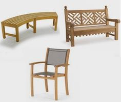 The Collection of Wood Furnitures