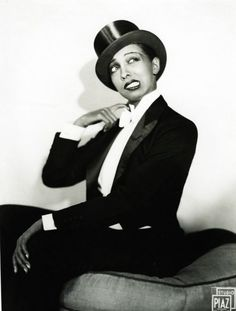 SUPERLATIVE WOMEN: JOSEPHINE BAKER