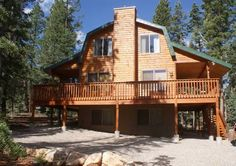 Whispering Pines Cabin (Colt Road) Whispering Pines Cabin is a detached holiday home situated in Duck Creek Village in the Utah Region and is 44 km from Bryce Canyon. The unit is 27 km from Brian Head. #bestworldhotels #hotel #hotels #travel #us #utah