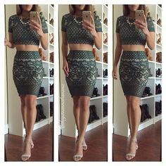 Anna Banana  @heyitsannabanana Two piece dress f...Instagram photo | Websta (Webstagram)