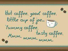 hot coffee - sz