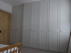 FOR SHELBY'S ROOM  fitted wardrobes london