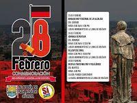 Noticias de Cúcuta: SÁBADO 25 DE FEBRERO 2° BRIGADA INSTITUCIONAL EN C...