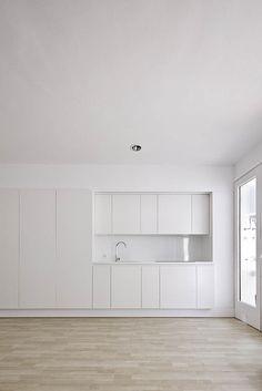 Reforma interior low cost de apartamento en Ibiza