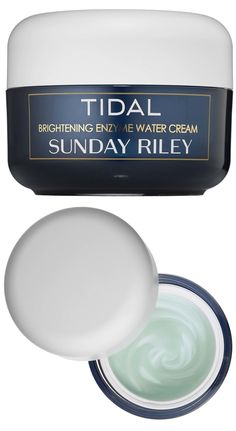Sunday Riley Tidal Brightening Enzyme Water Cream ($65)
