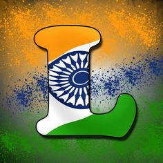 L letter tiranga pic Tiranga Image for whatsapp Indian Flag Wallpaper, Indian Army Wallpapers, Name Wallpaper, Wallpaper Downloads, Independence Day Images Hd, Happy Independence Day India, Alphabet Letters Design, Alphabet Images, Travel
