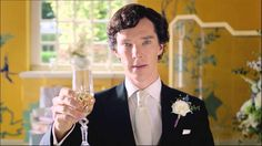 """Sherlock Series 3: Episode 2 Trailer - BBC One """"Let's play a game..."""""""
