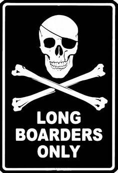Longboard!!