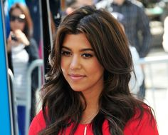 Dieing for this hair style!! ~ kourtney-kardashian. hair. highlights