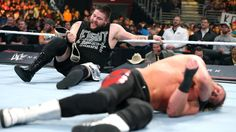 Kevin Owens vs. Dolph Ziggler - Intercontinental Championship Match: photos