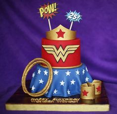 ¡8 Ideas para una fiesta de temática Wonder Woman!