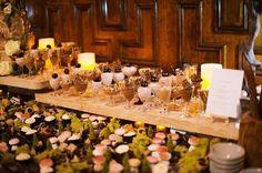 Autumnal Chocolate Dessert Station #autumn #chocolate #dessert #weddings #events #alisonprice