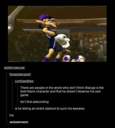 Waluigi #RePin by AT Social Media Marketing - Pinterest Marketing Specialists ATSocialMedia.co.uk