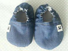 #gacki #handmade #cribshoes #babyshoes #sewing