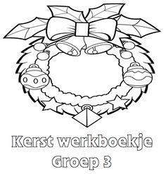 Kerst Werkboekje Groep 3