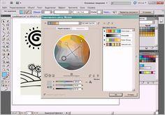 Видео урок по Adobe Illustrator - урок 48 Цветовые группы
