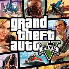 Rockstar Games desvela la portada oficial del nuevo y esperado Grand Theft Auto V (GTA V ) Gta 5 Pc Game, Gta 5 Games, V Video, Video Game, Foto Gta 5, Gta V Ps4, Gta 5 Mobile, Gta V Cheats, Gta 5 Money