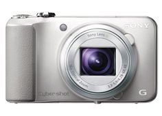 Sony Cyber-shot DSC-HX10V 18.2 MP Exmor R CMOS Digital Camera with 16x Optical Zoom and 3.0-inch LCD (Silver) (2012 Model), Best Gadgets
