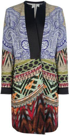 Boxy Kimono Coat Dress - Lyst